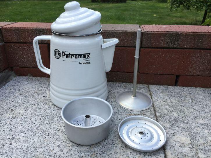 Petromax Perkolator Set
