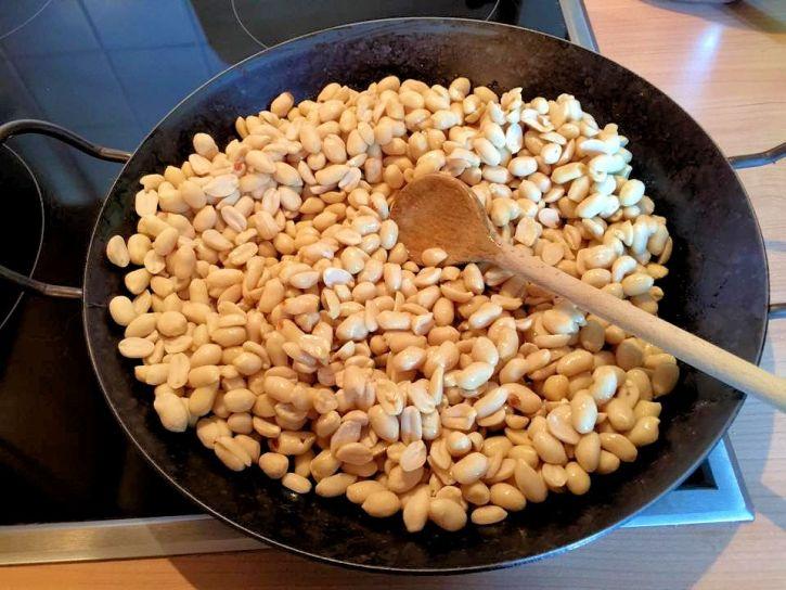 Magic Nuts Pfanne 2