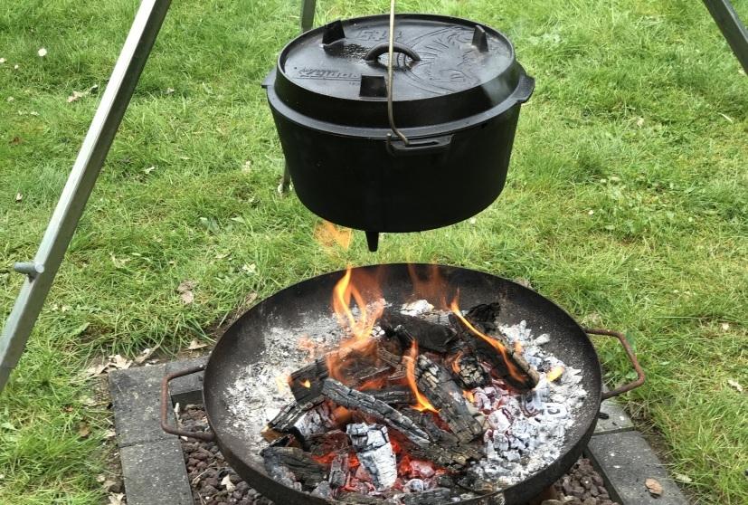Dutch Oven garen