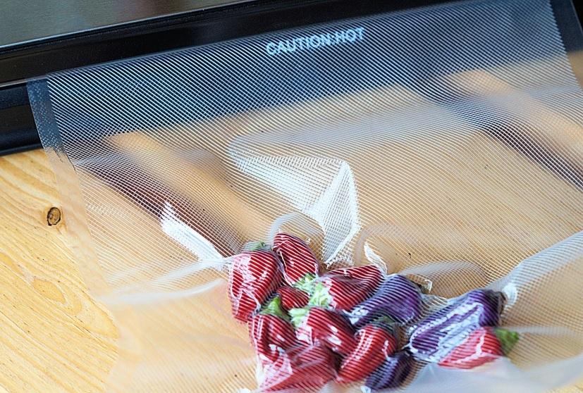 Foodlocker Pro Vakuumierer Chili