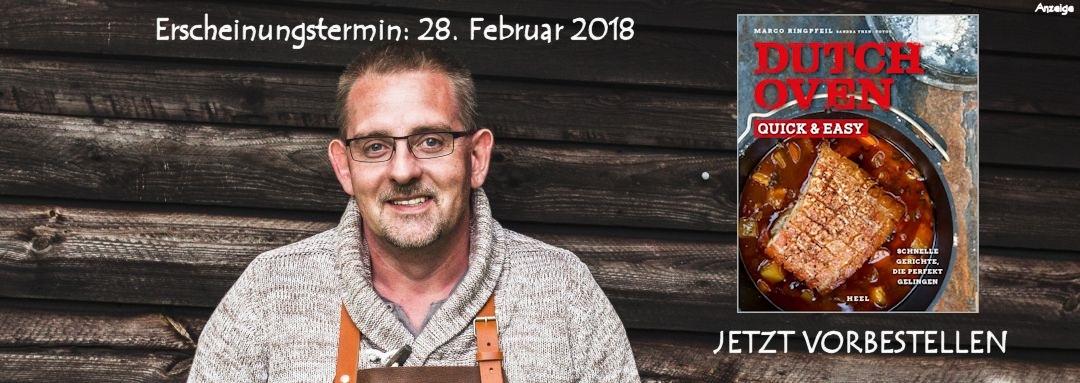 Dutch Oven quick & easy Werbung